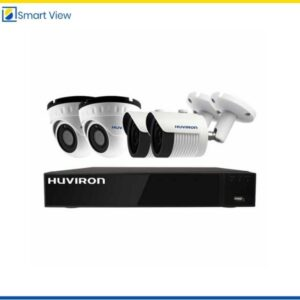Bộ kit 4 camera IP Huviron F-KIT4POE