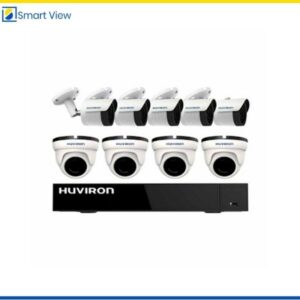 Bộ kit 9 camera IP Huviron F-KIT9