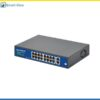 Switch POE 16 cổng Huviron F-SP3-16F2G1S-BL